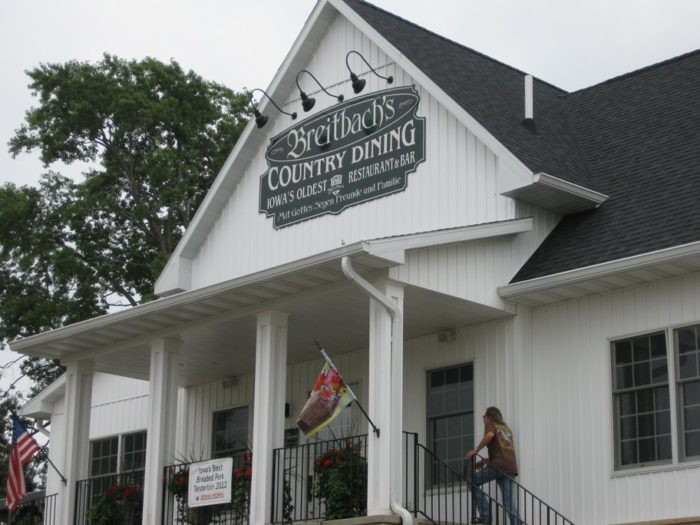 7. Breitbach's Country Dining, Sherrill