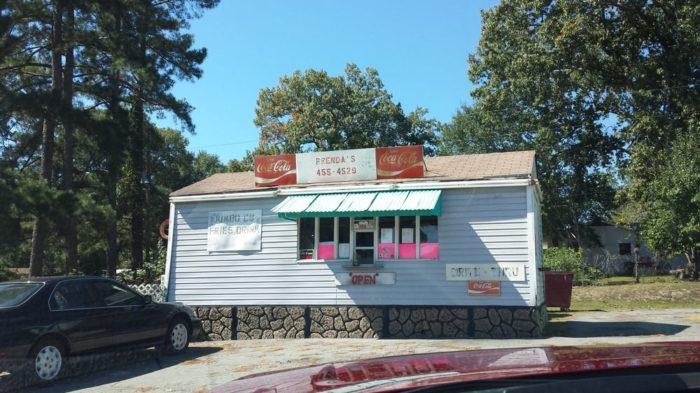 3. Brenda's Dairy Bar (Mabelvale)