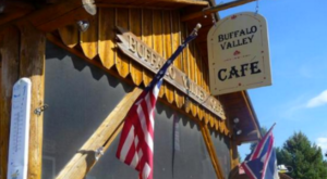 This Remote Restaurant In Wyoming Will Take You A Million Miles Away From Everything
