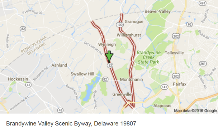 The Brandywine Valley National Scenic Byway will take you into Delaware's Chateau Country.