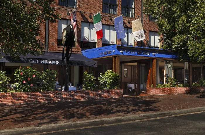 5. Cafe Milano - 3251 Prospect St NW, Georgetown