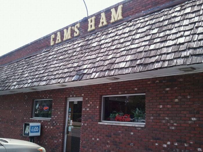 1. Cam's Ham, Huntington
