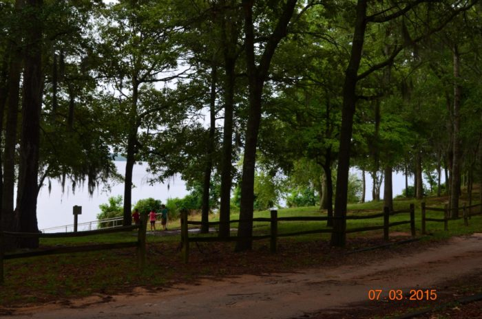 The park has a great campground right on the lake, plus affordable cabin rentals.