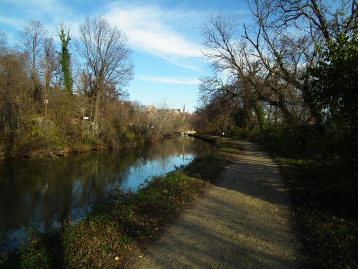 2. Capital Crescent Trail
