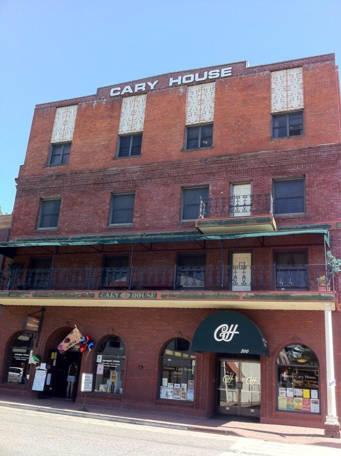 8. The Cary House, Placerville