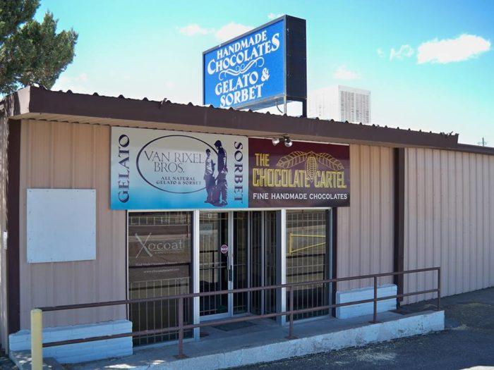 7. Chocolate Cartel, 315 Juan Tabo Boulevard NE Suite A, Albuquerque