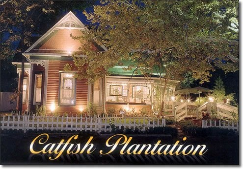 10. Catfish Plantation (Waxahachie)