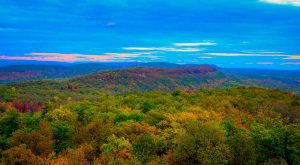 Climb To The Top Of New Jersey's Highest Fire Tower For Breathtaking Views