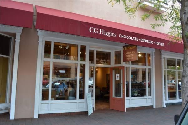3. C. G. Higgins, 130 Lincoln Avenue, Santa Fe or 847 Ninita Street, Santa Fe