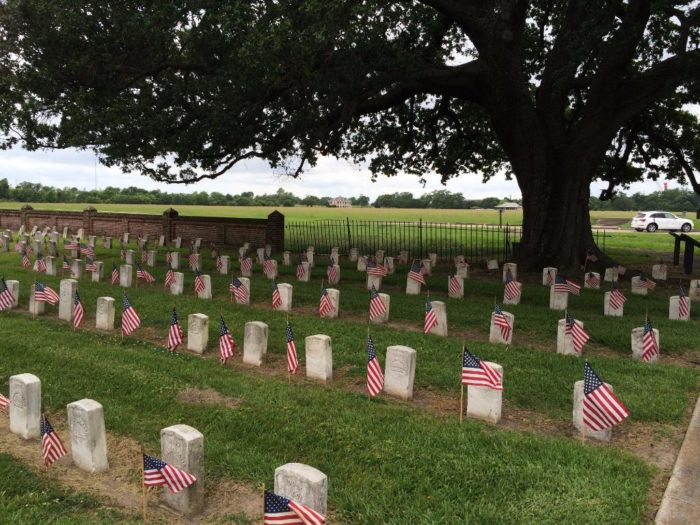 A memorial cemetery for those who lost their lives at the battle can also be found here.