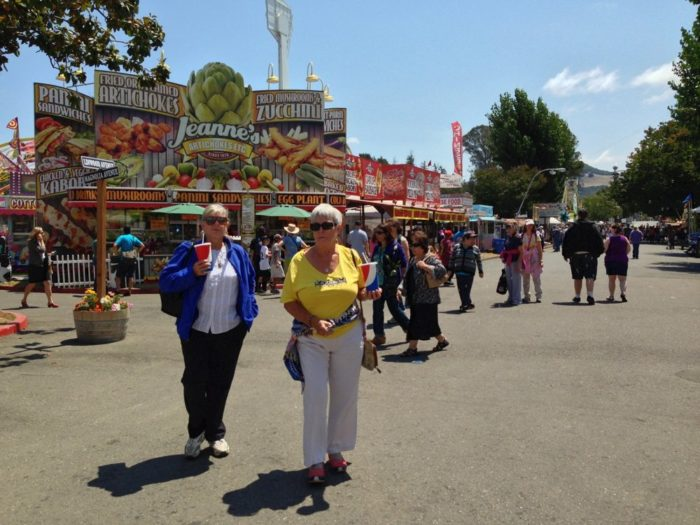4. Sonoma County Harvest Festival (Sonoma)
