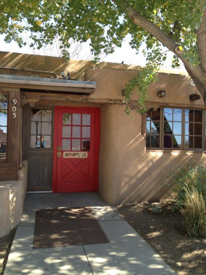 11. La Choza, 905 Alarid Street, Santa Fe