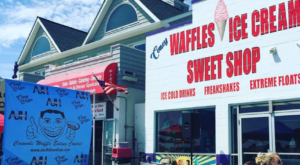This Epic Jersey Shore Milkshake Takes It To A Whole Other Level