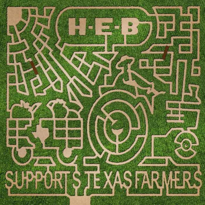 Heb Texas Backyard: The 8 Best Corn Mazes In Texas In 2016