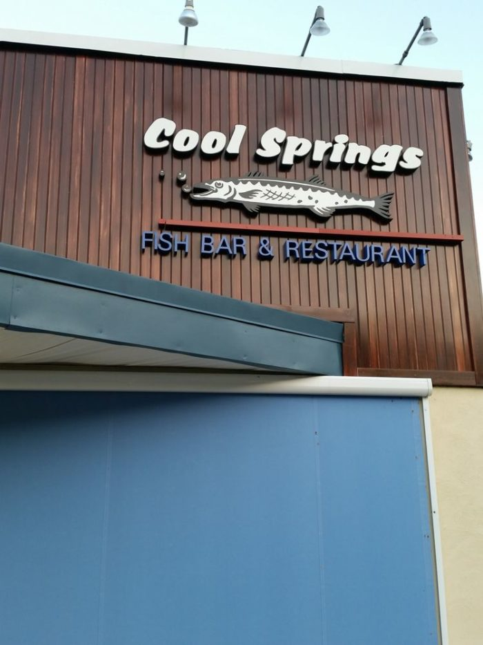 Cool Springs Fish Bar, Dover