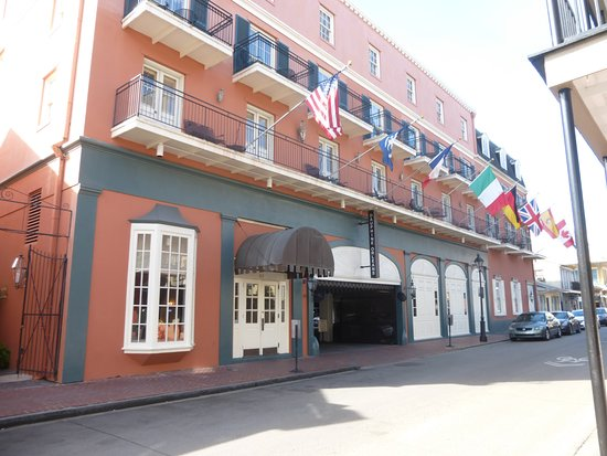 The Dauphine Orleans Hotel 415 St Is One Of Most Beautiful And Iconic Hotels In City New