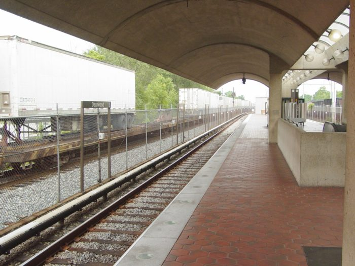 4. Deanwood Metro Station