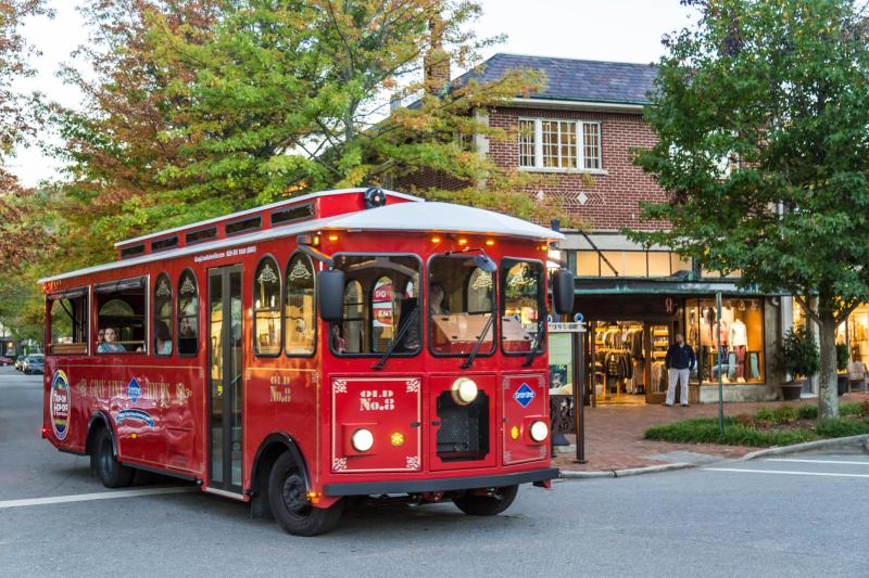 Trolley Tours In Atlanta Ga