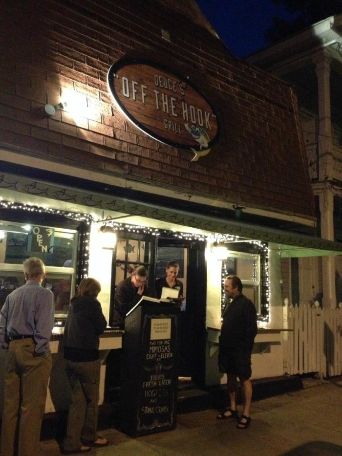 3. Deuce's Off The Hook Grill, Key West