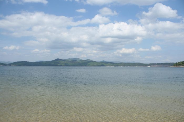 8. Lake Jocassee - Salem