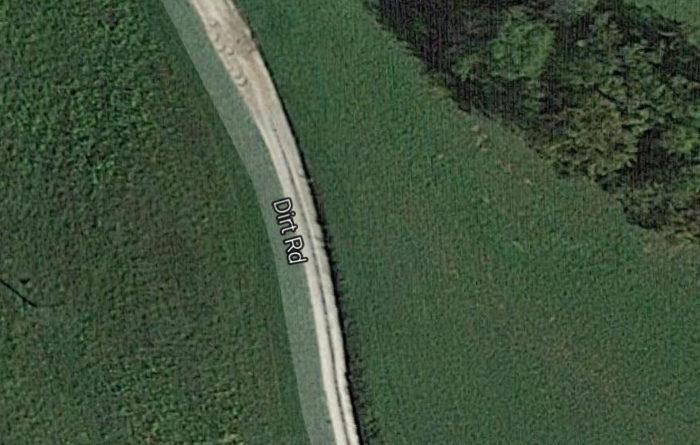 4. Dirt Road, Moundsville