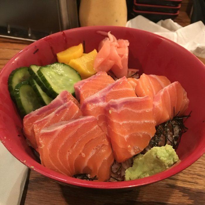 donburi food