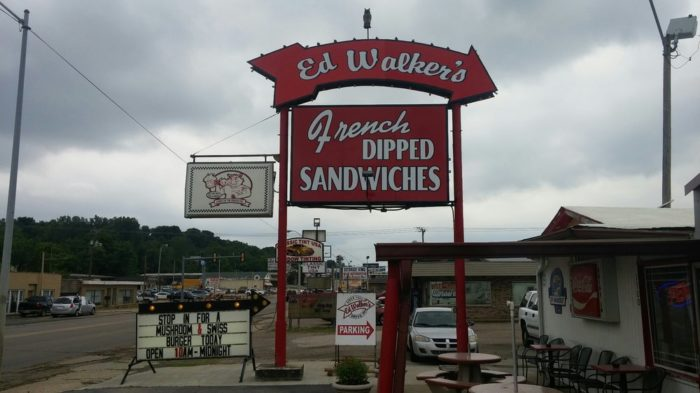 4. Ed Walkers Drive In (Fort Smith)