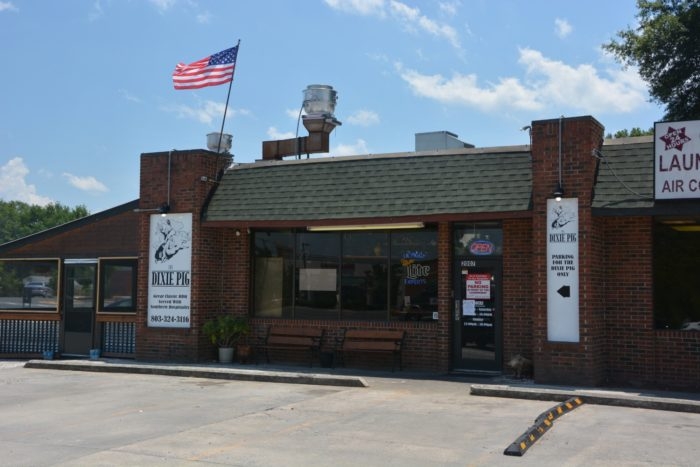 2. The Dixie Pig - Rock Hill, SC