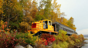 Take This Fall Foliage Train Ride Through Minnesota For A One-Of-A-Kind Experience