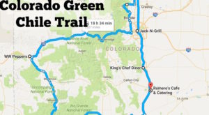 There's A Green Chile Trail In Colorado And It's Everything You've Ever Dreamed Of