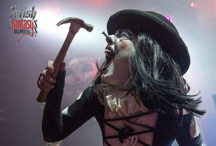 7. Fetish and Fantasy Halloween Ball: Hard Rock Hotel & Casino, Las Vegas