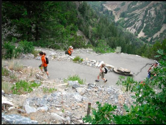 2. Timpanogos Cave National Monument, American Fork Canyon