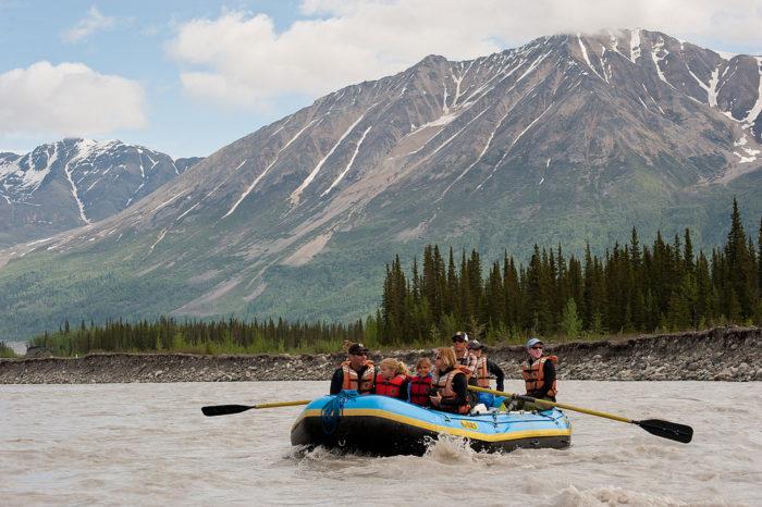 float Flickr - National Park Service, Alaska Region