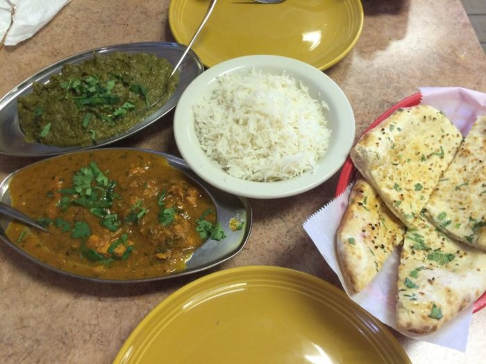 Everything is made fresh to order by a chef who immigrated from India. This is probably the most authentic Indian food experience you'll find in Nebraska...and it's definitely the best food you'll eat in a truck stop restaurant in Nebraska.