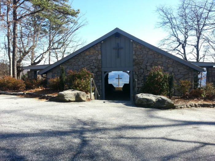 6. Symmes Chapel, a.k.a. Pretty Place - Cleveland, SC