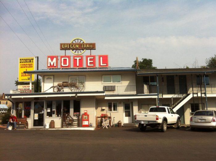 10. Oregon Trail Motel and Restaurant, Baker City