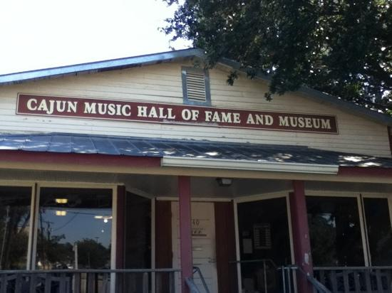 Cajun Music Hall of Fame and Museum, 240 S C C Duson St