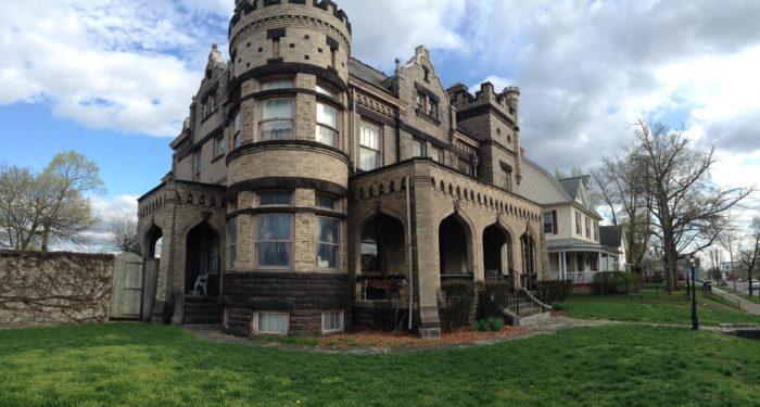 1. The Castle Inn (Circleville)