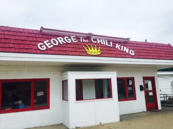 11. George the Chili King, Des Moines
