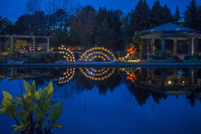 8. Glow At The Gardens, Oct. 19, 20, 26 & 27