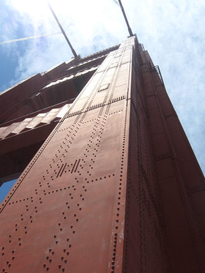 5. Stroll across the Golden Gate Bridge.