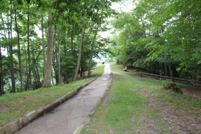 5. Grandview State Park Overlook