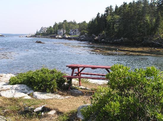 3. Gray's Homestead Oceanfront Campground, Boothbay Harbor