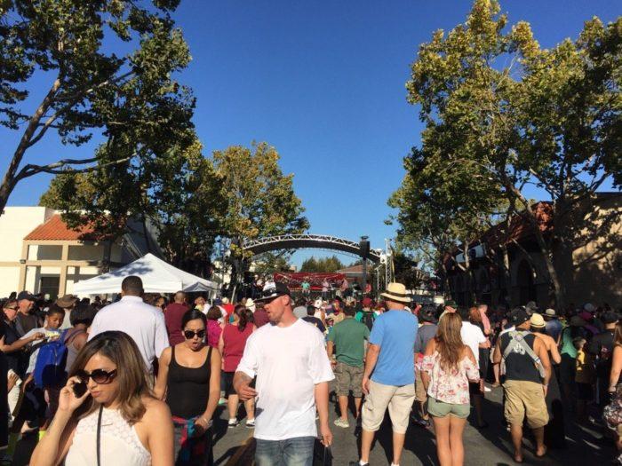5. Sausage & Suds Festival (San Leandro)