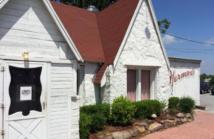 2. Herman's Ribhouse (Fayetteville)