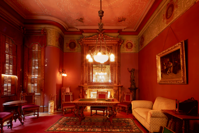 Heurich House is located at 1307 New Hampshire Avenue, NW and tours are available throughout the week. Recommended donation is $5.