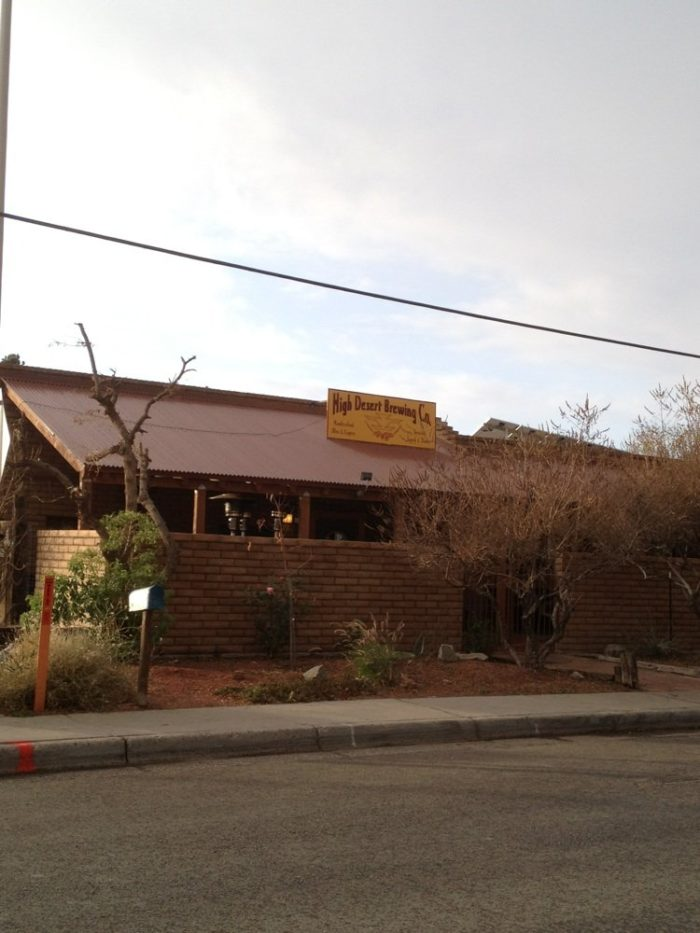 8. High Desert Brewing Company, 1201 W Hadley Avenue, Las Cruces