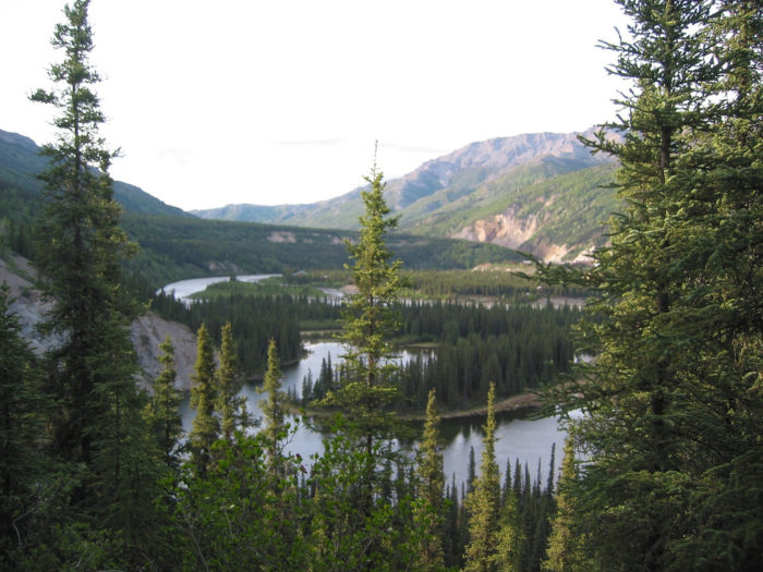 9. Horseshoe Lake Trail – McKinley Park