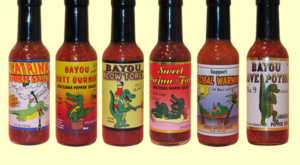 7 Incredible Hot Sauces You Can Only Find In Louisiana