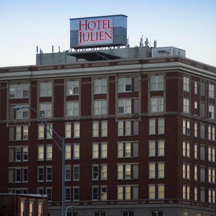 4. Hotel Julien, Dubuque